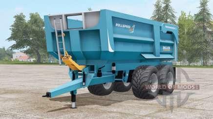 Rolland RollSpeed tippers para Farming Simulator 2017