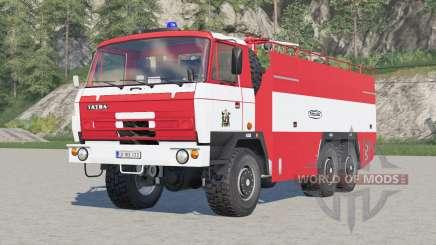 Tatra T815 CAS32〡enel elemento para Farming Simulator 2017