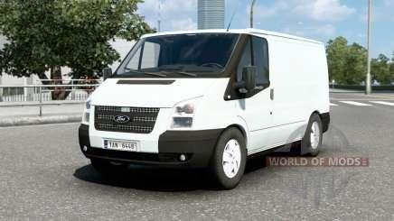 Ford Transit SWB Van 2006 v1.9 para Euro Truck Simulator 2