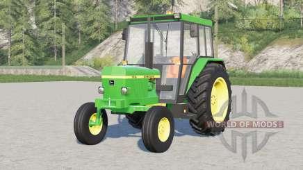 John Deere 1630〡aanimado puertas para Farming Simulator 2017