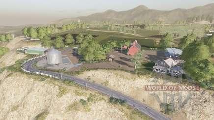 The Pacific Northwest v1.0 para Farming Simulator 2017