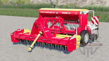 Pottinger Vitasem 302 classic para Farming Simulator 2017
