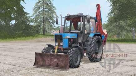 MTH 82.1 Bielorrusia EO 2121〡a elección del motor para Farming Simulator 2017
