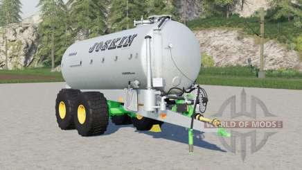 Joskin Modulo2 16000 MEB〡 selección de ruedas para Farming Simulator 2017