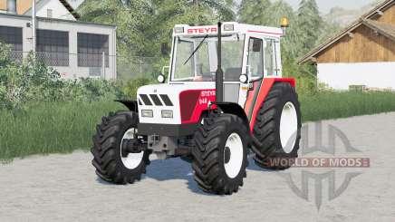 Steyr 948〡compacto pequeño tractor para Farming Simulator 2017