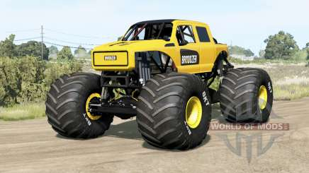 CRD Monster Truck v2.3 para BeamNG Drive
