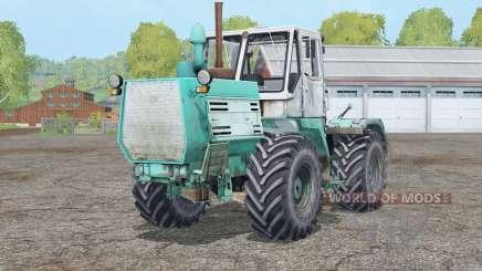 T-150K〡nomia física para Farming Simulator 2015