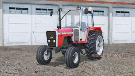 Massey Ferguson 698T〡 control interactivo para Farming Simulator 2015