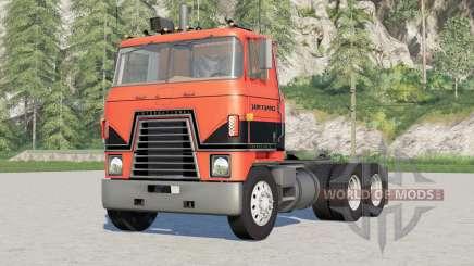 International TranStar II 4070B Day Cab 1977 para Farming Simulator 2017