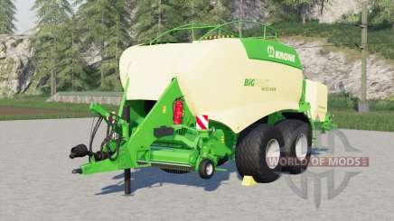 Krone BiG Pack 1290 HDP II (XC) para Farming Simulator 2017