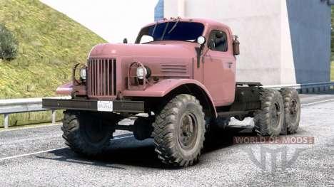 ZiL-157V v1.3 para American Truck Simulator