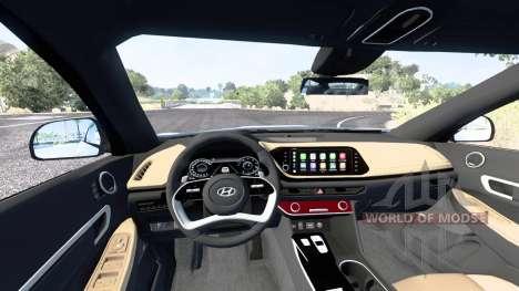 Hyundai Sonata Limited (DN8) 2020 para American Truck Simulator