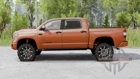 Toyota Tundra TRD Pro CrewMax 2019 para Spin Tires