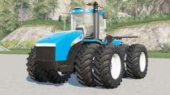 New Holland T9000 series〡3 diferentes tamaños de tanques de combustible para Farming Simulator 2017