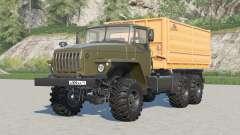 Ural-5557 elección de capacidad para Farming Simulator 2017