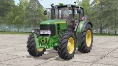 John Deere 6030 Premium〡 actualización de sonido para Farming Simulator 2017