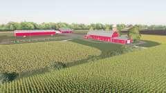 Legacy Township v2.0 para Farming Simulator 2017