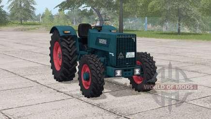 Hanomag Robusto 900 A〡omyvatelne para Farming Simulator 2017