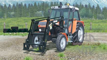 Ursus 912〡con cargador frontal para Farming Simulator 2013