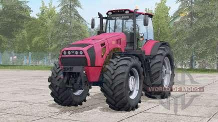 MTK-4522 Bielorrusia〡 dosel delantero corregido para Farming Simulator 2017