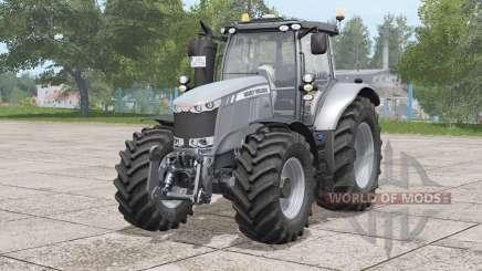 Massey Ferguson serie 7700〡design configuration para Farming Simulator 2017