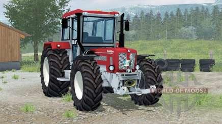 Schluter Super 1500 TVL〡warning boards para Farming Simulator 2013