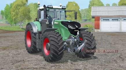 Fendt 1050 Visera Vario〡sun para Farming Simulator 2015