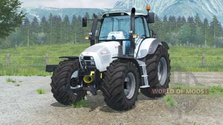 Hurlimann XL 130〡alumbras automáticas inversas para Farming Simulator 2013