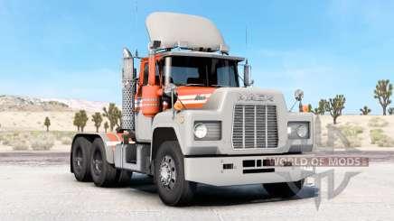 Mack R-series v1.8 para American Truck Simulator