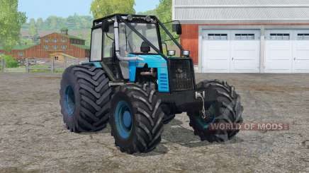 MTH-1221 Bielorrusia〡prodefense cerca para Farming Simulator 2015