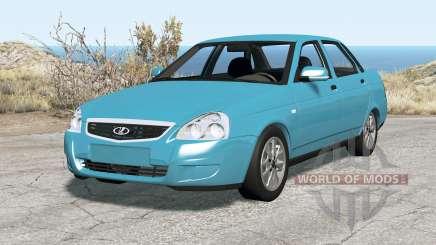 Lada Priora (2170) 2013 v3.0 para BeamNG Drive