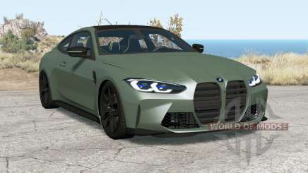 BMW M4 Competition (G82) 2020 para BeamNG Drive