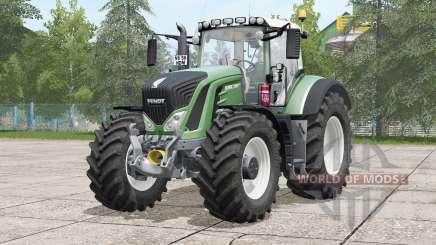 Fendt 900 Vario〡 extras visuales para Farming Simulator 2017