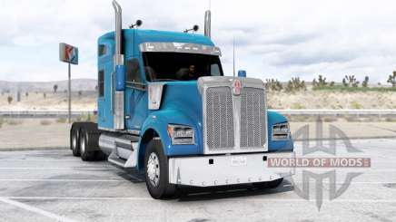 Kenworth W990 v1.2.5 para American Truck Simulator