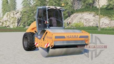 Hamm H 11i para Farming Simulator 2017