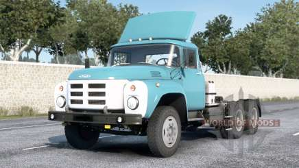 zil-133VLAS〡1.40 para American Truck Simulator