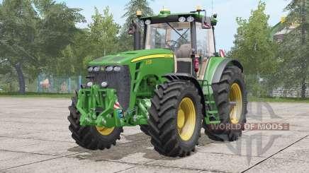 John Deere 8030 series〡 actualización de sonido para Farming Simulator 2017