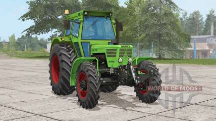 Deutz D 13006 A〡work light front &rear para Farming Simulator 2017