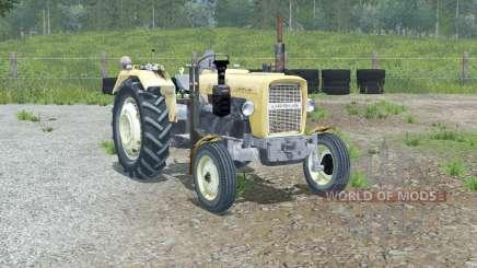 Ursus C-330〡con cargador frontal para Farming Simulator 2013