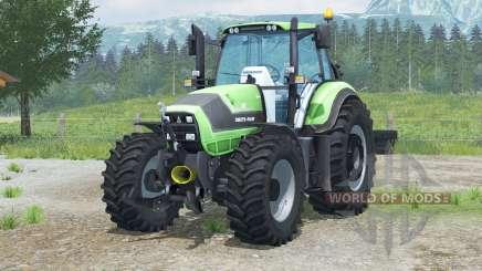 Deutz-Fahr Agrotron TTꝞ 6190 para Farming Simulator 2013