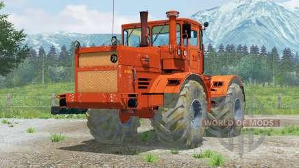 Kirovets K-700A〡rule dirección de retorno para Farming Simulator 2013