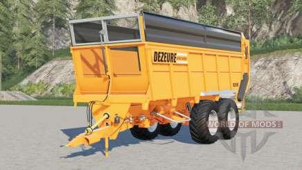 Dezeure Silocruiser SW43 para Farming Simulator 2017