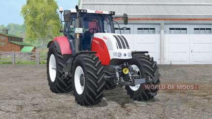 Steyr 6160 CVƬ para Farming Simulator 2015