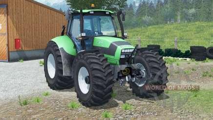 Deutz-Fahr Agrotron 150.7〡alumbras automáticas inversas para Farming Simulator 2013