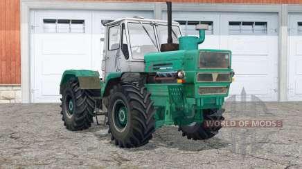 T-150K〡dust desde debajo de las ruedas para Farming Simulator 2015