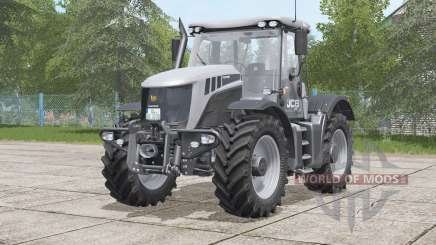 JCB Fastrac 3200 Xtra〡17 colores configurables para Farming Simulator 2017