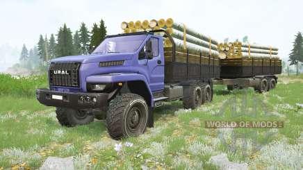 Ural Next〡own cargos para MudRunner