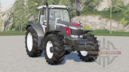 Massey Ferguson 7600 series〡 espejos justificables para Farming Simulator 2017