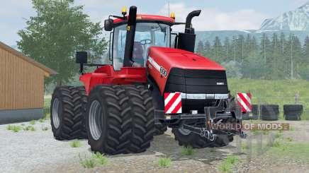Caso IH Steiger 600〡 ruedas dobles para Farming Simulator 2013