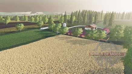 Rolnicze Pola v3.0 para Farming Simulator 2017